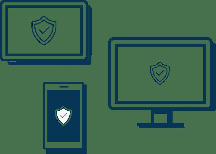 IOL - icone sécurité informatique